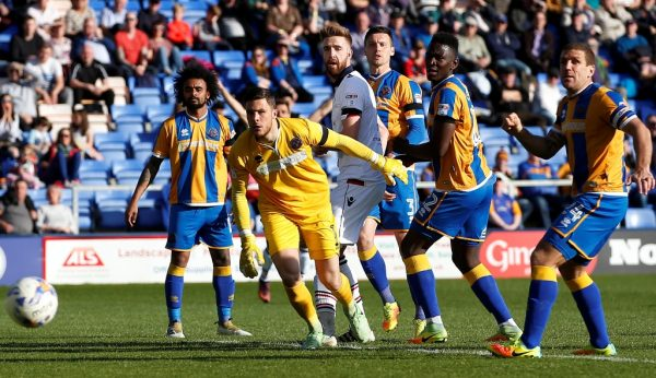 Shrewsbury starring in League One as run of one goal wins continues