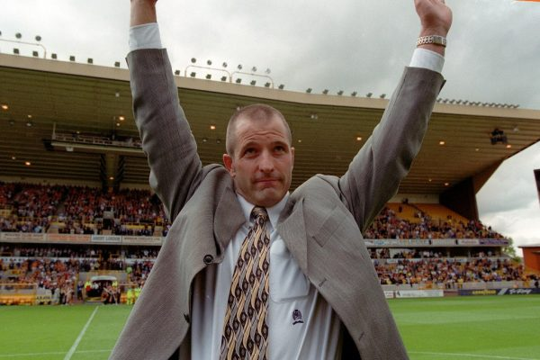 Football at Molineux 'the best in years' says Wolves great Steve Bull