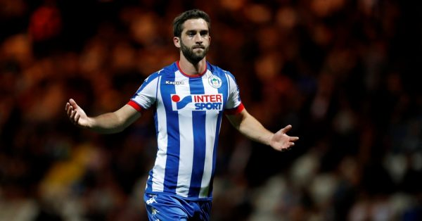 Wigan striker Grigg signs contract extension