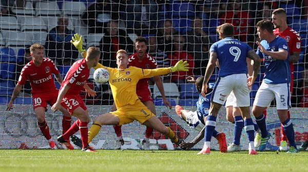 'We aren't worried about any team' – Charlton's Amos upbeat after Bradford win