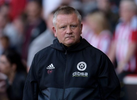 'I'd be embarrassed if I had to gee my team up' – Wilder's Sheffield United side ready for Leeds clash
