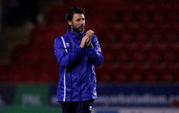 Lincoln manager Cowley opposed to academy teams in the Football League