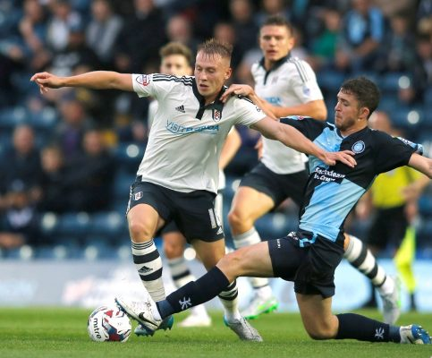 Defender Danny Rowe leaves Wycombe by mutual consent