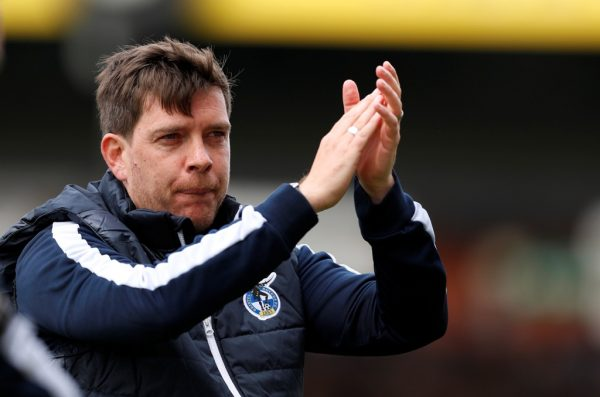 Bristol Rovers boss  Darrell Clarke targeting 14+ points from next 11 games