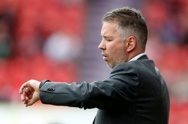 Doncaster boss Ferguson airs frustrations with under-performing players