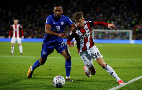 Liverpool the frontrunners for Sheffield United youngster Brooks