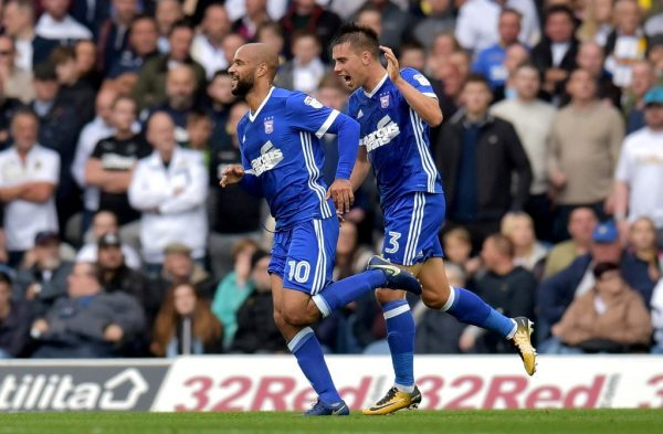 Norwich 'not as strong as in the past' says Ipswich's McGoldrick
