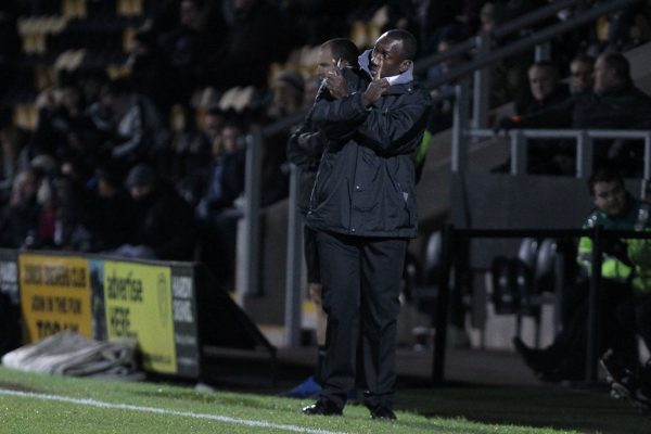 'We needed somebody to rise to the occasion' – Northampton's Hasselbaink thrilled with Grimes' free-kick