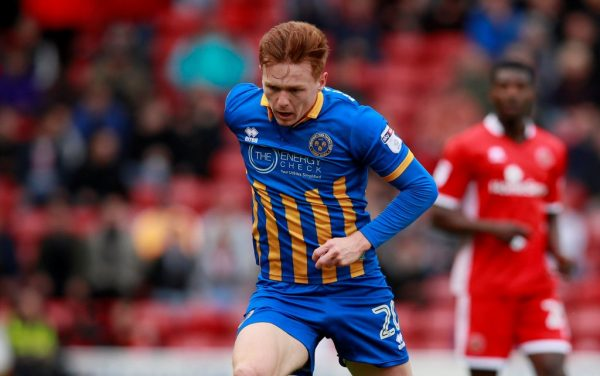 Mid-week League One round-up: Shrews back on top after Bristol Rovers thrashing
