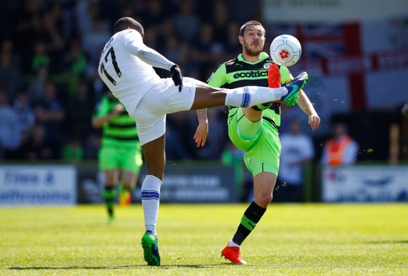 Forest Green's Cooper doesn't feel 'let down' by Noble's Notts County move