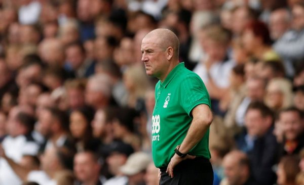 'No excuses' for Forest's Derby loss – Warburton