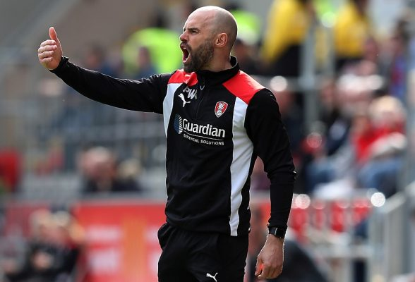 Rotherham's Warne preaches professionalism against 'underdogs' Gillingham