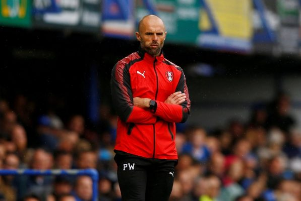 Rotherham boss Warne not ready to talk about promotion yet