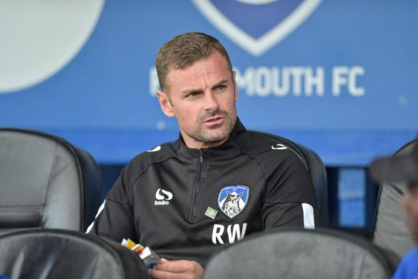 Richie Wellens named permanent Oldham manager