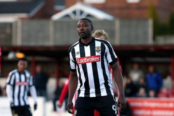 Notts County boss Nolan delighted to welcome old Newcastle team-mate Ameobi back from injury