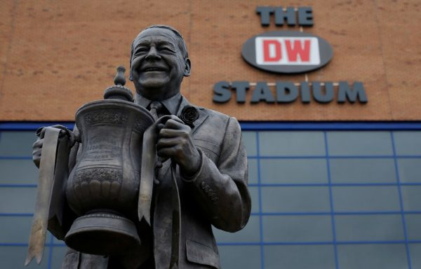 Wigan in takeover talks with Chinese investors