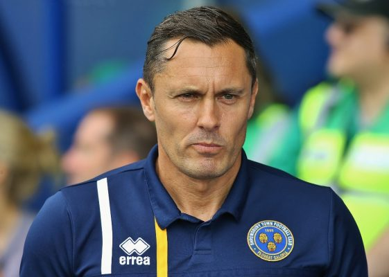 Paul Hurst EXCLUSIVE: 'Dream start has surprised all of us'