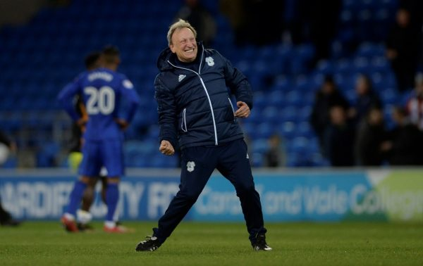 'Warnock has got us fighting till the end' says Bluebirds forward Hoilett
