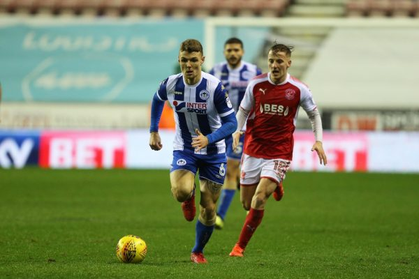 'I'm glad I stayed' says Wigan ace Max Power after summer interest