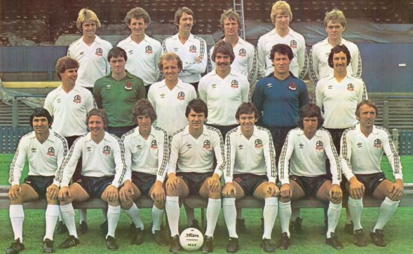 Where Are They Now? Bolton Wanderers 1977-78 Second Division Champions