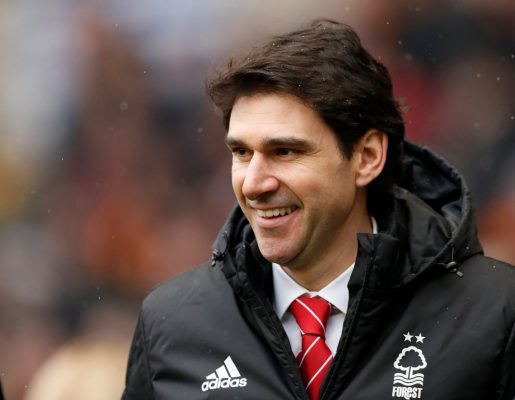 Aitor Karanka bids to take Forest back to the top
