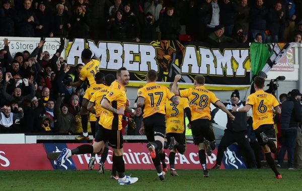 Exiles in the mood for more FA Cup glory against Spurs
