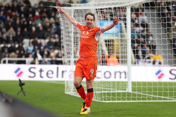 Football Firsts: Luton Town striker Danny Hylton