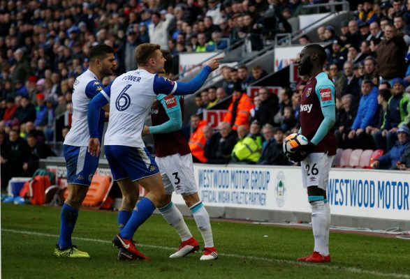 Dunlavy column: Spitting's horrible, but ask Pedro Mendes if he'd rather be spat on than elbowed