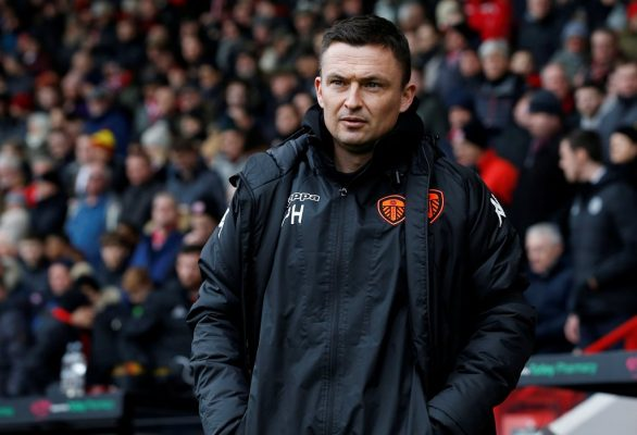 'I don't care what they did' says Leeds United boss Heckingbottom of his predecessros