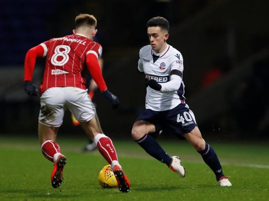 Bolton boss Parkinson happy to talk new additions after £6m Madine sale