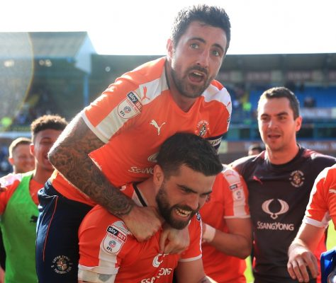 The manager has built this squad for League One, says Luton Town promotion-winner Sheehan