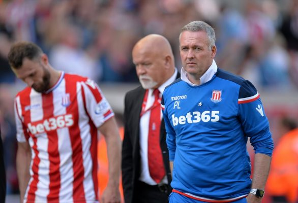 Virgo column: Stoke City need to stick with Paul Lambert for life in the Championship next season