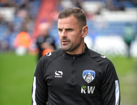 Wellens: My first spell in coaching was unpaid but that didn't matter as long as I had the opportunity to work with John Sheridan