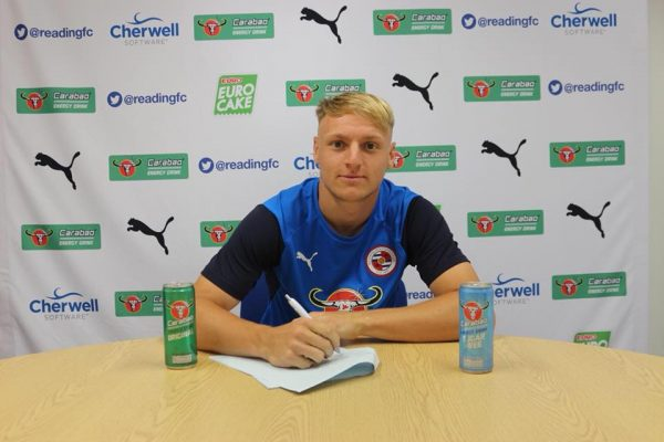 Pulse Tomlinscote Football Academy & SCL's Adam Liddle signs professional contract with Reading FC