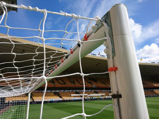 "Molineux goalposts ""cherry on the cake"" for Wolves' Premier League return"