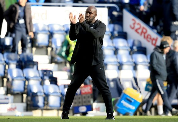 Stelling column: Darren Moore's put the bounce back into the Baggies
