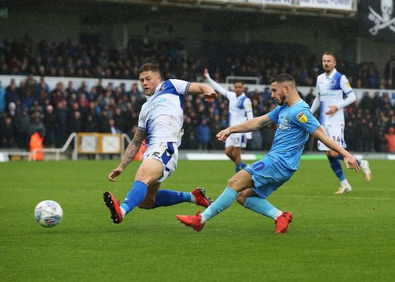 Coventry City boss Mark Robins can be the making of Conor Chaplin after move from Pompey