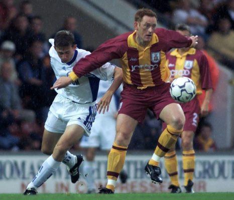 Profile – Bradford City manager David Hopkin