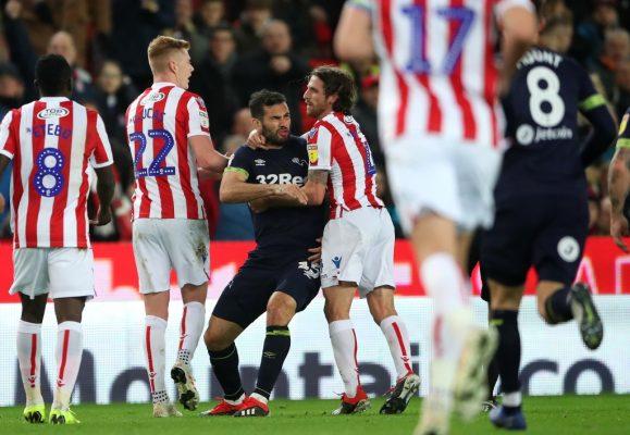 'He didn't bite me' – Stoke City's Joe Allen on fracas with Bradley Johnson