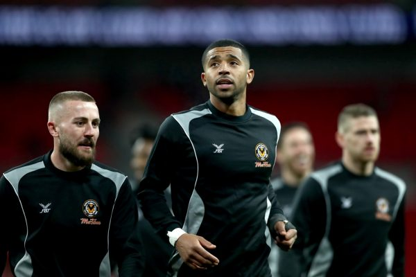 Football Firsts: Newport County midfielder Joss Labadie