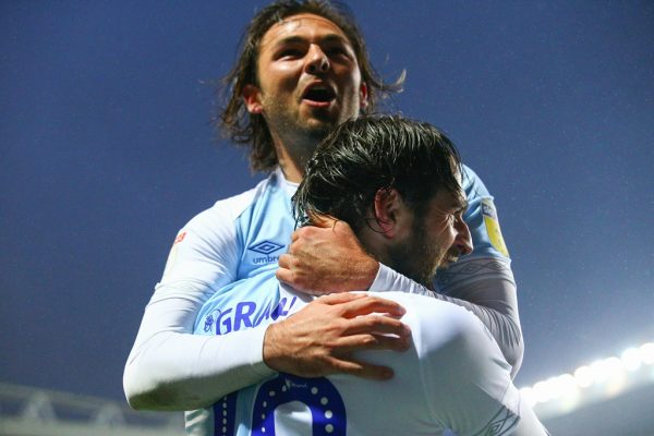 Danny Graham's message to Blackburn Rovers teammate Bradley Dack