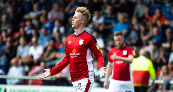 Crewe's Kirk ready to steer the ship