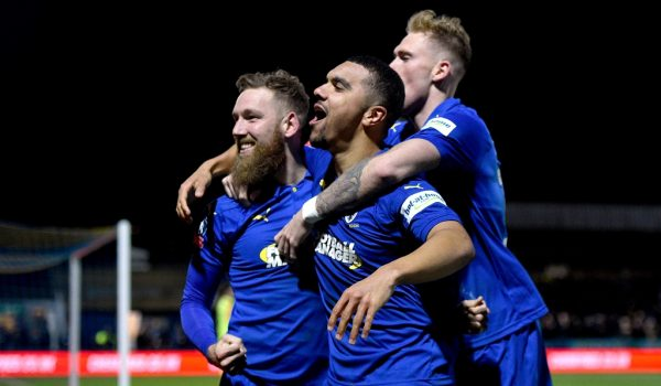 The Crazy Gang spirit lives on after Dons cause FA Cup upset against Hammers
