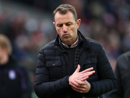 Stoke City sack Gary Rowett after poor start to life in the Championship