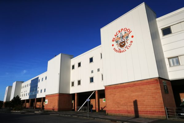 Blackpool avoid a 12-point deduction from the EFL despite entering receivership