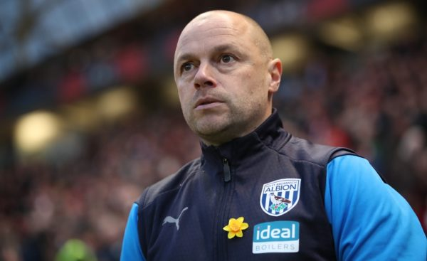 Jimmy Shan to remain as Baggies boss for the rest of the season