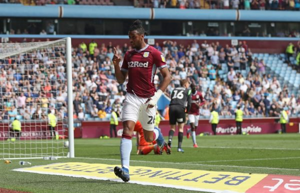 Aston Villa secure play-offs with record breaking win