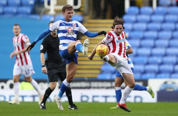 Reading face relegation blow as John Swift ruled out for the rest of the season