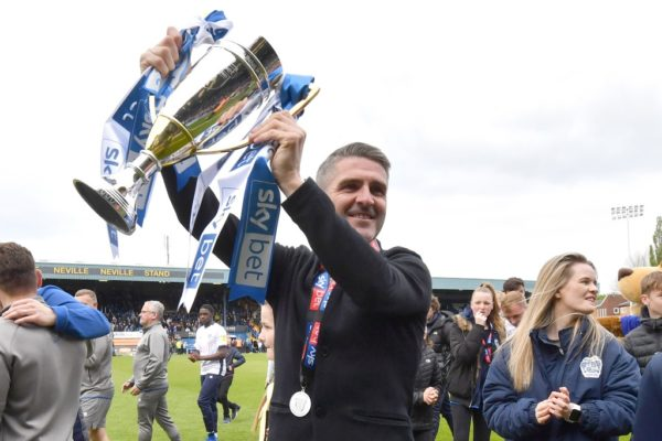 Ryan Lowe: Now it's time for a shake-up at Bury