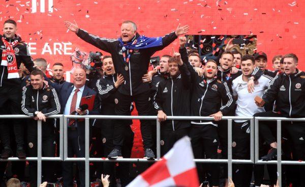 Dunlavy column: Chris Wilder gets Cruyff's beautiful philosophy